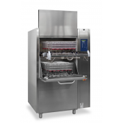 Compact cabinet washer for bottles and cages  AC1200