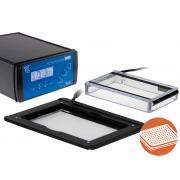Ibidi heating system, multi-well plates, k-frame