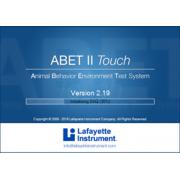 ABET II programmatūra skārienekrāniem